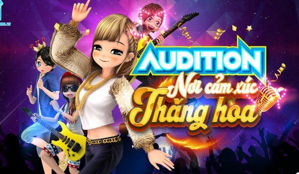 Liệt kê danh sách kí tự đặc biệt AU (game Audition) đẹp nhất icon